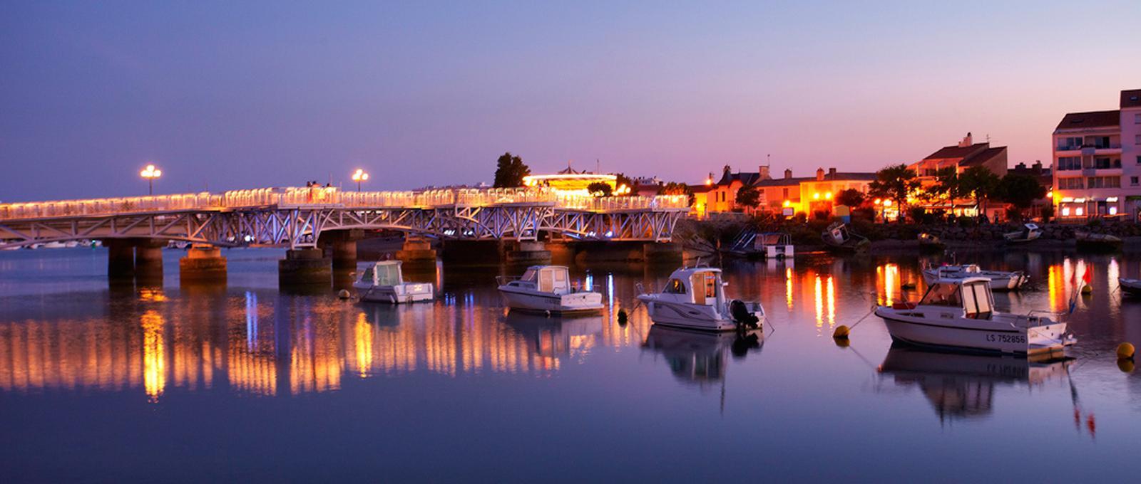 Port de saint-Gilles-Croix-de-Vie Crédit Photo: Alexandre Lamoureux